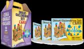 Adeda Yayıncılık Plus Kutu Dikkat Güçlendirme Seti Plus 8 Yaş Kutu