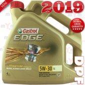 Castrol Edge Ll 5w 30 4litre Tam Sentetik Motor Ya...