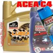 Lubex Sre La 5w 30 4lt Motor Yağı +3lt Yeşil Antifriz +cam Suyu