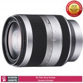 Sony Sel18200 E 18 200mm F3,5 6,3 Oss Çok Yönlü 11x Zoom Lensi