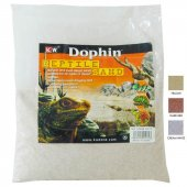 Dophin Sürüngen Kumu Beyaz 1 Kg