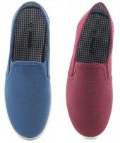 Polaris 353984 Keten Erkek Ayakkabı