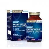Nutraxin Multivitamin Mineral Complex Erkeklere Özel 60 Tb