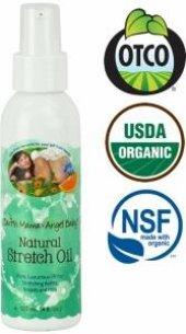 Earth Mama Angel Baby Natural Stretch Oil Doğum Öncesi Doğal Ça