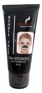 Beauty Face Siyah Nokta 50 Ml Cilt Maskesi