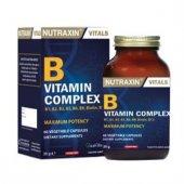 Nutraxin B Vitamin Complex 60 Tablet
