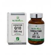 Dermoskin Nutrafarm Q Ten 200 Mg 30 Kapsül