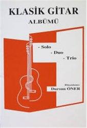 Klasik Gitar Albümü Dursun Öner