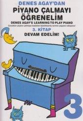 Denes Agaydan Piyano Çalmayı Öğreniyorum 3