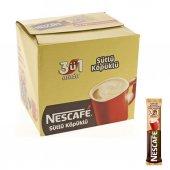 Nescafe 3 Ü 1 Arada Sütlü Köpüklü 48li