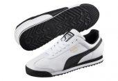 Puma 353572 04 Roma Basic White Bla Erkek Spor Ayakkabısı