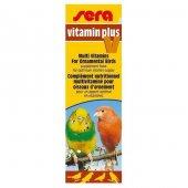 Sera Vitamin Plus V Kuş Vitamini 15 Ml