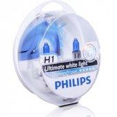Philips H1 Diamond Vision 2li Ampul Seti *beyaz 12258dvs2