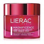 Lierac Magnificence Day & Night Velvety Cream 50 Ml Kuru Ciltler İçin Kırışıklık Bakım Kremi