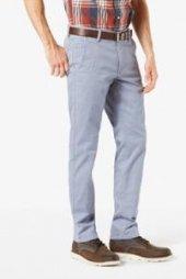 Dockers Erkek Pantolon Alpha Stretch Khakı, Slım Tapered 44715