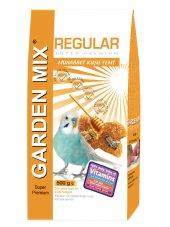 Gardenmix Ballı Yetişkin Muhabbet Kuşu Yemi 500 Gr