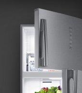 Samsung Rt62k7060sl Tr No Frost 631 Lt A+ İnox Twin Cooling Buzdolabı