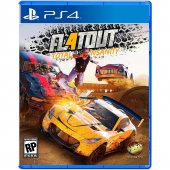 Ps4 Flatout 4 Total Insanıty