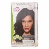 Naturigin Organik İçerikli Saç Boyası Siyah 2.0...