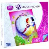 Mega Puzzles 125 Parça 3d Puzzle D.prenses Kalp