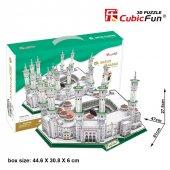 Cubic Fun 3d 249 Parça Puzzle Mescid İ Haram Suudi Arabistan