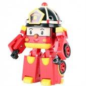 Robocar Poli Transformers Robot Figür Roy