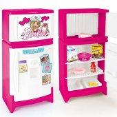 Büyük Boy Barbie Oyuncak Buzdolabı