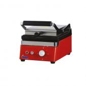 Baysan Kırmızı Elektrikli 8 Dilim Tost Makinası Sanayi Tipi