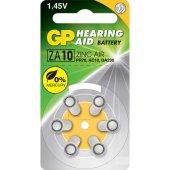 Gp 6lı Za10 1.4v Kulaklık Pili (Gpza10 D6)