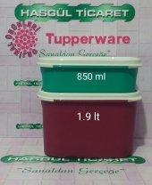 Tupperware Kompaktus 2li Set Saklama Kabı
