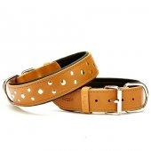 Doggie Comfort Rivetli Köpek Boyun Tasması (Sbt 4011l)