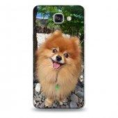 Samsung A9 Kılıf Sevimli Köpek Desenli Kılıf