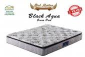 Bed Marine Black Aqua Europed Yaylı Yatak 100x200