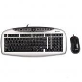 A4tech Kb 2150d Q Tr Usb Kablolu Klavye Mouse Set