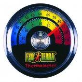 Exo Terra Yuvarlak Teraryum Termometresi