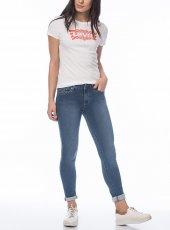 Levis Kadın 711 Skinny Fit Jean 18881 0157