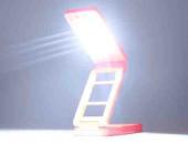 Iphone Tasarımlı 16 Ledli Masa Üstü Şarjlı Işıldak