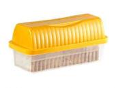 Kilitleme Mekanizmalı Çok Amaçlı Ekmek Saklama Kutusu 3 Litre