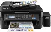 Epson L565 Yaz Fot Tar Fax Lan A4 Tanklı
