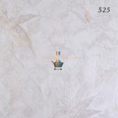 Fashıon Sedef Çiçek Desenli Duvar Kağıdı