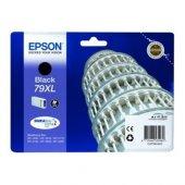 Epson C13t79014010 Siyah Mürekkep Kartuş (79xl)