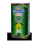 Karali Organik Zeytinyağı 5 Litre