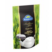 Karali Premium Demlik Poşet Siyah Çay 100lü (Doypack)