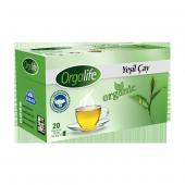 Orgalife Bardak Poşet Yeşil Çay 20li