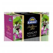 Karali Premium Bardak Poşet Ada Çayı 20li