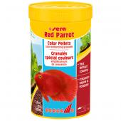 Sera Red Parrot Cichlid Balık Renk Yemi 250 Ml