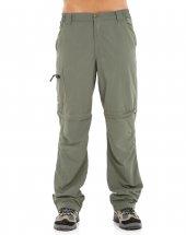 Crivit Şort Olabilen Erkek Trekking Yürüyüş Kargo Pantolonu
