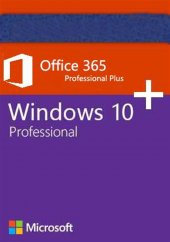 Windows 10 Pro & Office 365 Pro Plus Lisans