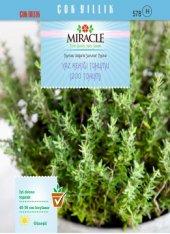 Miracle Yaz Kekiği Tohumu (200 Tohum) 20 Adet
