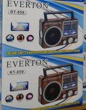 Everton Rt 859 Fenerli Şarjlı Usb Radyo Çalar